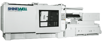 Two Platens Energy Saving Injection Molding Machine 400MBE to 2300MBE