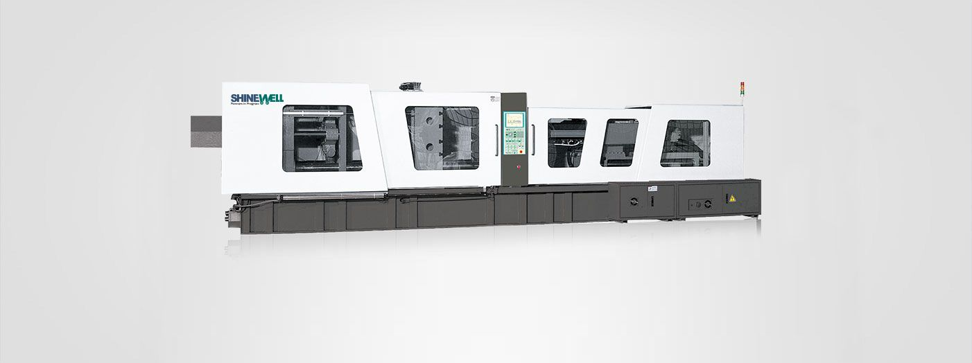 Toggle Injection Molding Machine SW-B